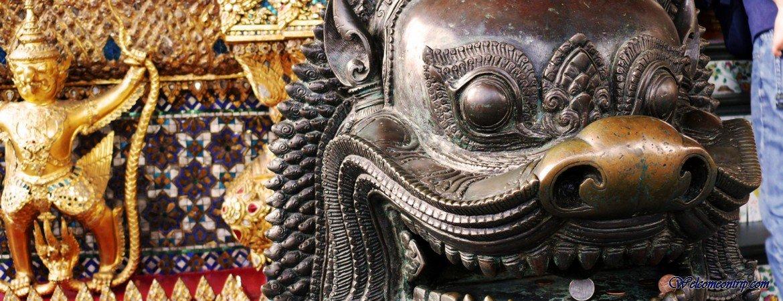 Bangkok - Thailand : Chinese Temple