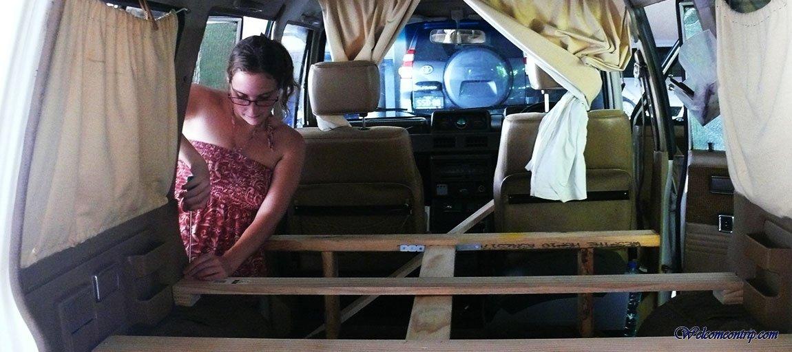 Célèbre Aménager son 4×4 en Camper-4WD | Welcome On Trip YQ85